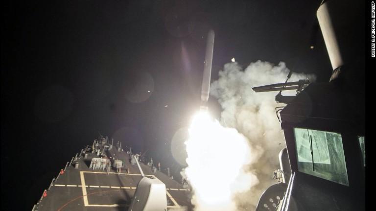 Attack Syria