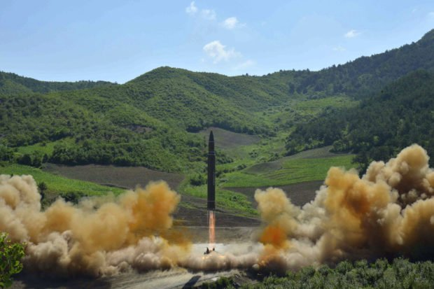ICBM north-korea-missile-620x413